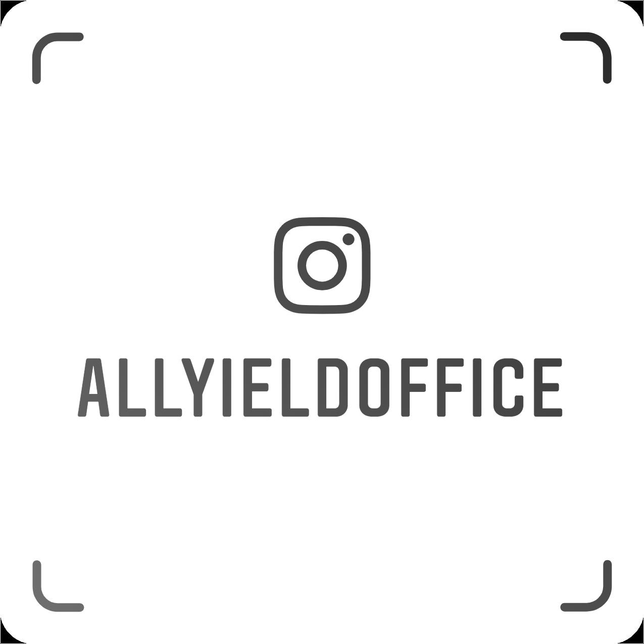 Volg ons op Instagram